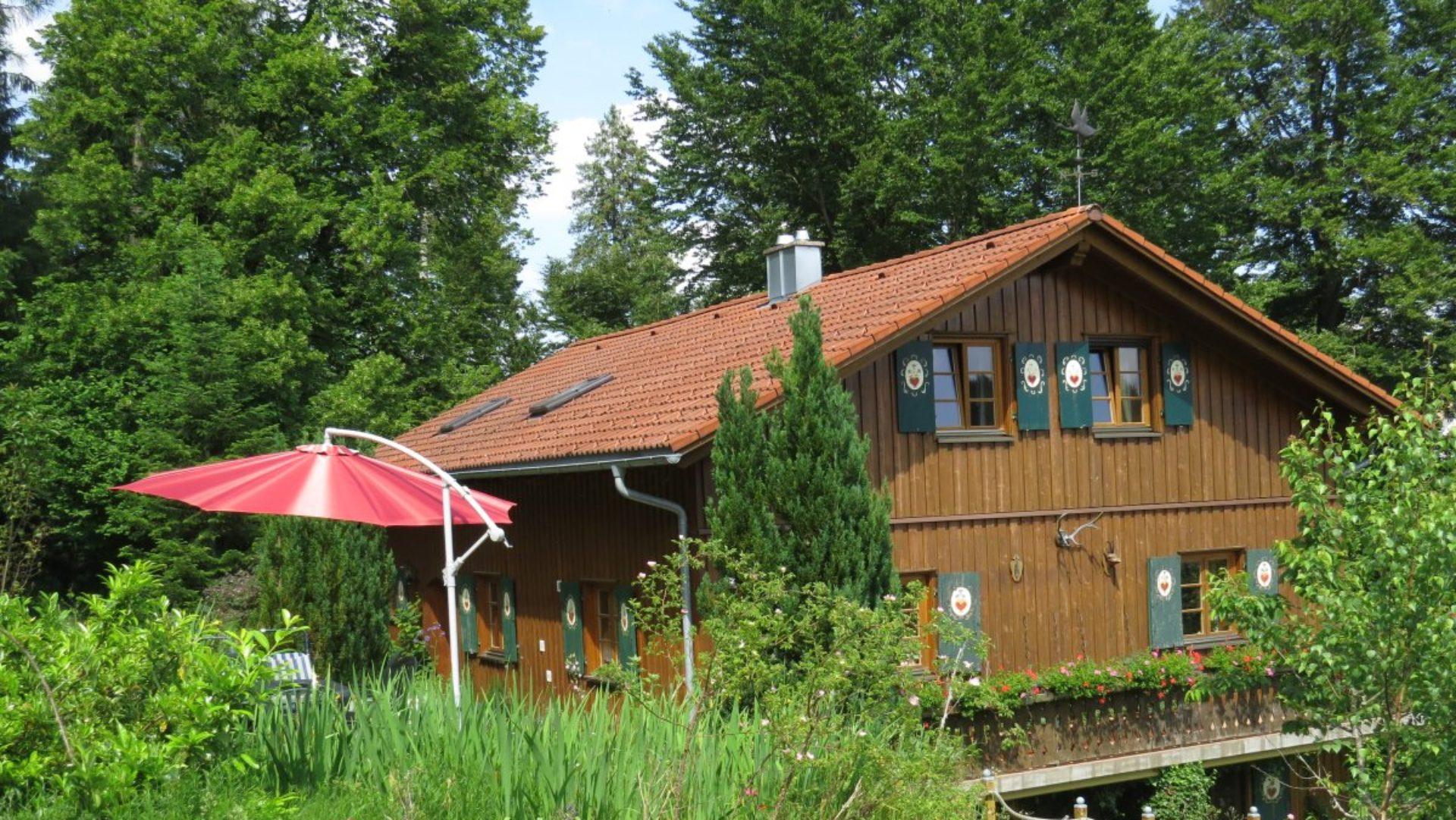 Landhaus am Hammerweiher